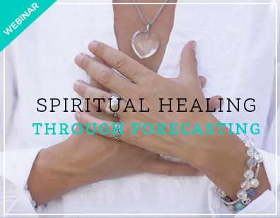 Spiritual Healing through Astrological Forecasting